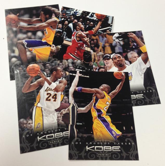 Tin 3 Kobe Anthology