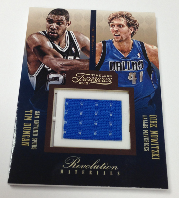 Panini America 2012-13 Timeless Treasures Basketball Teaser (26)
