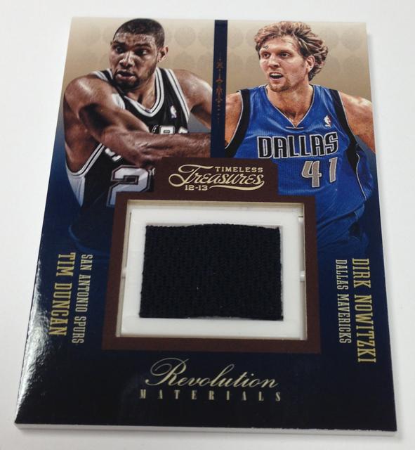 Panini America 2012-13 Timeless Treasures Basketball Teaser (27)