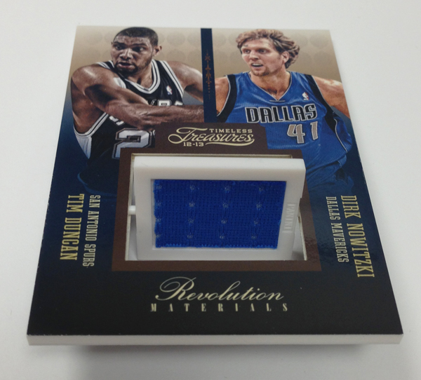 Panini America 2012-13 Timeless Treasures Basketball Teaser (28)