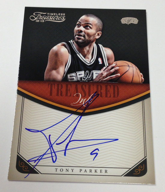 Panini America 2012-13 Timeless Treasures Basketball Teaser (31)