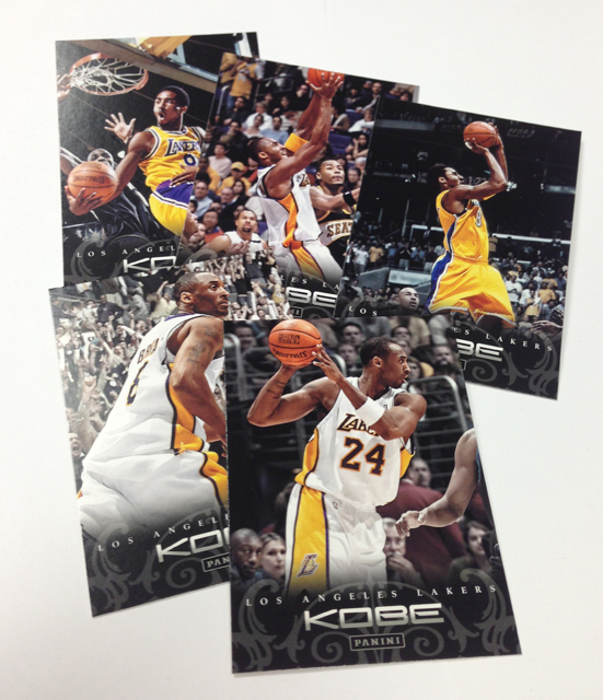 Tin 1 Kobe Anthology
