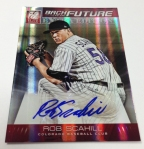 Panini America 2012 Elite Extra Edition Baseball QC (105)