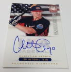 Panini America 2012 Elite Extra Edition Baseball QC (110)