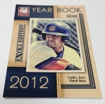 Panini America 2012 Elite Extra Edition Baseball QC (24)