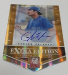 Panini America 2012 Elite Extra Edition Baseball QC (51)