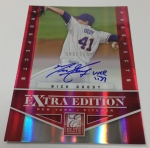 Panini America 2012 Elite Extra Edition Baseball QC (89)