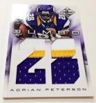 Panini America 2012 Limited Football Jumbo Prime (11)