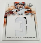Panini America 2012 Limited Football QC (4)