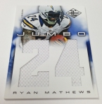 Panini America 2012 Limited Football QC (56)
