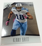 Panini America 2012 Limited Football Teaser (12)
