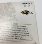 Panini America 2012 Limited Football Teaser (20)