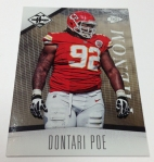 Panini America 2012 Limited Football Teaser (7)