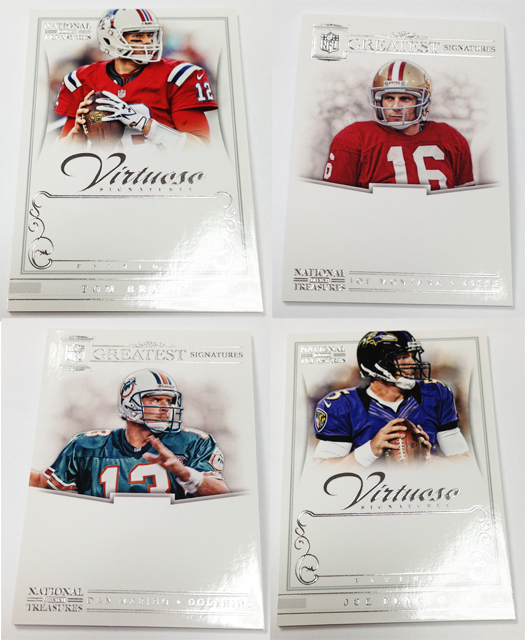 Panini America 2012 National Treasures Football Pre-Ink Main