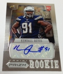 Panini America 2012 Prizm Football Autos (23)
