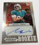 Panini America 2012 Prizm Football Autos (36)
