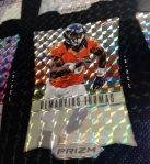 Panini America 2012 Prizm Football Finite Blacks (14)