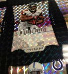 Panini America 2012 Prizm Football Finite Blacks (18)