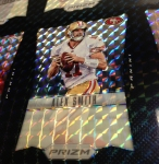 Panini America 2012 Prizm Football Finite Blacks (21)