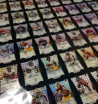 Panini America 2012 Prizm Football Finite Blacks (22)