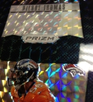Panini America 2012 Prizm Football Finite Blacks (25)