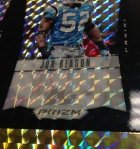 Panini America 2012 Prizm Football Finite Blacks (26)