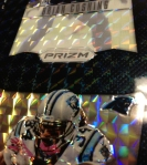 Panini America 2012 Prizm Football Finite Blacks (28)