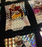 Panini America 2012 Prizm Football Finite Blacks (8)