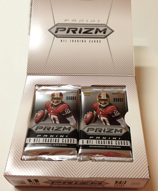 Panini America 2012 Prizm Football First Box Teaser (3)