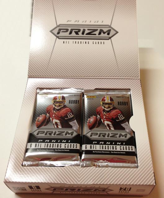 Panini America 2012 Prizm Football First Box Teaser (3)