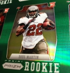 Panini America 2012 Prizm Football Green Sheets (19)