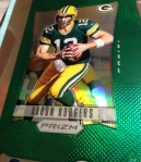 Panini America 2012 Prizm Football Green Sheets (2)