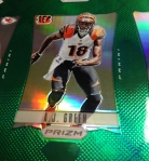 Panini America 2012 Prizm Football Green Sheets (3)