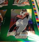 Panini America 2012 Prizm Football Green Sheets (4)