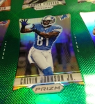 Panini America 2012 Prizm Football Green Sheets (7)