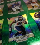 Panini America 2012 Prizm Football Green Sheets (9)