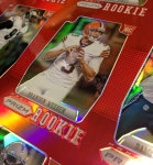 Panini America 2012 Prizm Football Red Prizm Sheet (11)