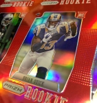 Panini America 2012 Prizm Football Red Prizm Sheet (12)