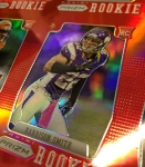 Panini America 2012 Prizm Football Red Prizm Sheet (13)