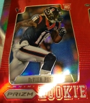 Panini America 2012 Prizm Football Red Prizm Sheet (15)