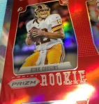 Panini America 2012 Prizm Football Red Prizm Sheet (19)