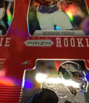 Panini America 2012 Prizm Football Red Prizm Sheet (35)