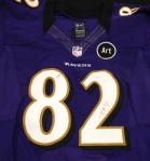 Panini America Baltimore Ravens Playoff Game-Worn (1)