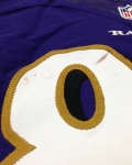 Panini America Baltimore Ravens Playoff Game-Worn (10)