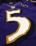 Panini America Baltimore Ravens Playoff Game-Worn (17)