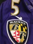 Panini America Baltimore Ravens Playoff Game-Worn (19)