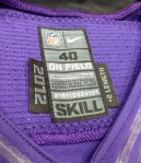 Panini America Baltimore Ravens Playoff Game-Worn (2)