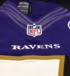 Panini America Baltimore Ravens Playoff Game-Worn (26)