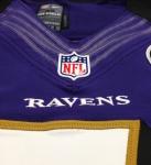 Panini America Baltimore Ravens Playoff Game-Worn (26)