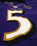 Panini America Baltimore Ravens Playoff Game-Worn (27)